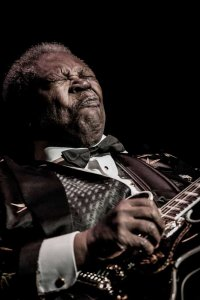 BB King, Wilkes Barre, Pa. 3.19.06